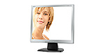 Moniteur LCD simple
