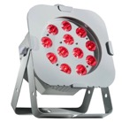 12PX-HEX-PEARL-PAR LED 12 x 12 W RGBWA+UV 6 en 1 30° finition blanche ADJ