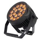 18PHEXIP-Projecteur LED 18 x 12 W RGBWA+UV IP65 angle 30° ADJ