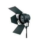 BLONDE/QC-Projecteur / Torche Blonde COSMOLIGHT 2000W - Noir