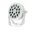 BPAR108WA-PAR LED LUXIBEL blanc variable 18 x 6 W angle 25° IP44