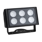 CAMELEON-FLOOD6WW-Projecteur Led 6 x 8W Blanc Chaud SHOWTEC Cameleon Flood 6 WW