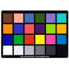 COLORCHECKER-CLA-Mire/Charte couleur X-RITE ColorChecker Classic - 24 couleurs patchs