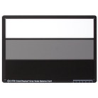 COLORCHECKER-GRAY-Mire/Charte de gris X-RITE ColorChecker Grayscale - 3 niveaux de gris