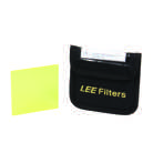 FILTRE-LIGHTYELLOW-Filtre LEE FILTERS pour N&B ''No 3 Light Yellow'' - Dim. : 100x100mm