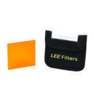 FILTRE-ORANGE-Filtre LEE FILTERS pour N&B ''No 21 Orange'' - Dim. : 100x100mm