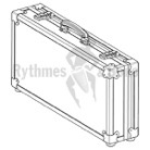 FLIGHT-CS40 - Flight-case Rythmes et Sons pour console ETC COLORSOURCE 40 et 40AV