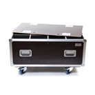 FLIGHT/6WASHBEAM-Flight-case Be1st pour 6 projecteurs lyres WASHBEAM/712RGBW