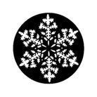 G269-A-Gobo GAM 269 Snowflake - Taille A (100 mm)