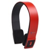 HP-1642-Casque Bluetooth rouge type arceau AudioSonic HP-1642