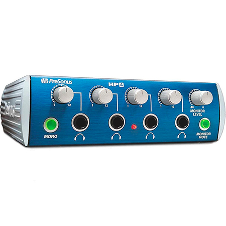 Amplificateur 4 casques PRESONUS