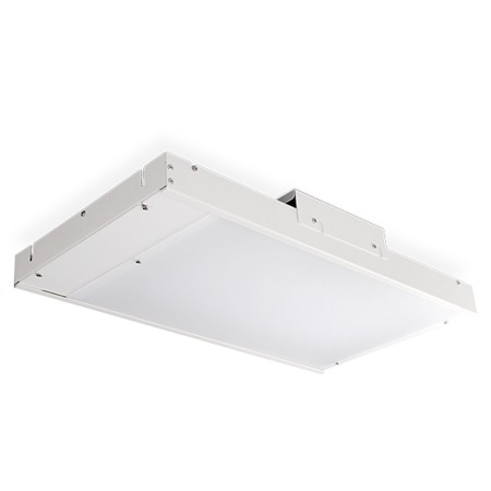 Luminaire rectangulaire LED ARCUS-COMPACT - 6500K - 11500 lm - Kosnic