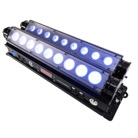 LEDWASH-XL-Double rampe 2 x 9 Led RGBW pour éclairage de cyclo CLF LEDWASH XL