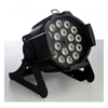 MULTIPARLED/RGBWF-Projecteur LED 18 x 4W full color RVB + blanc froid