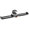 MVS060A391RC2-Rail/Barres de travelling Sliders MANFROTTO avec rotule 391RC2