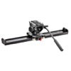 MVS060AMVH500AH-Rail/Barres de travelling Sliders MANFROTTO avec rotule MVH500AH
