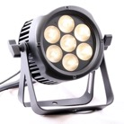 PARLED715VW-IP-Par LED 7 x 15W blanc variable 3000K-6000K  25° IP65
