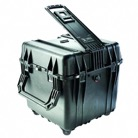 PC0340-Malle PELI LARGE CASE - Dim Int : 45,7 x 45,7 x 47,7 (31,8+10,2)cm