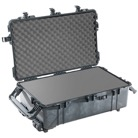 PC1670-Valise PELI LARGE CASE - Dim Int : 71.3 x 41.9 x 23.3 (18,8+4,6)cm