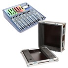 SIEX1/BUNDLE-Console Soundcraft Si Expression 1 livrée avec flightcase Be1st